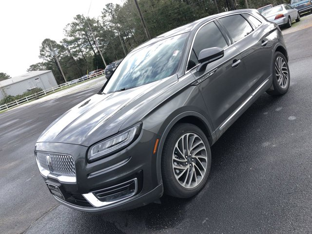 Used 2019 Lincoln Nautilus in Dothan & Enterprise, AL