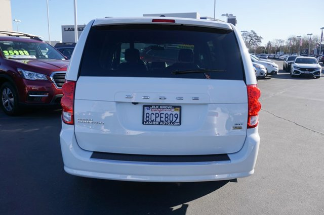Used 2018 Dodge Grand Caravan SXT Wagon