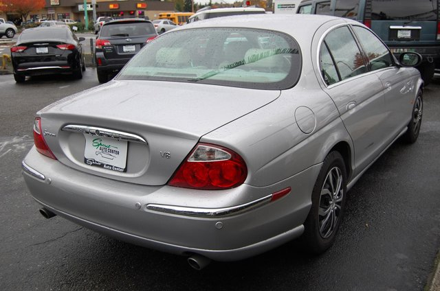 Used 2003 Jaguar S-TYPE 4dr Sdn V8