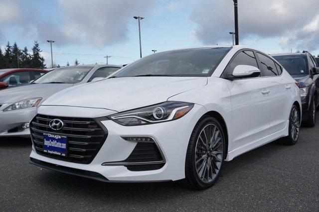 Used 2017 Hyundai Elantra in Lynnwood Seattle Kirkland Everett, WA
