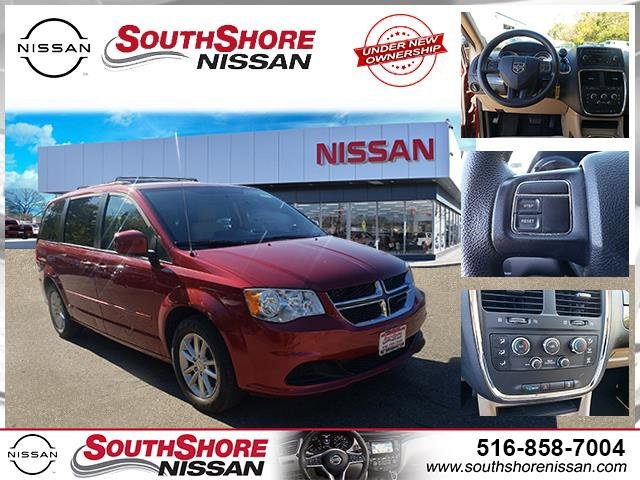 2016 Dodge Grand Caravan SXT 4dr Wgn SXT Regular Unleaded V-6 3.6 L/220 [0]