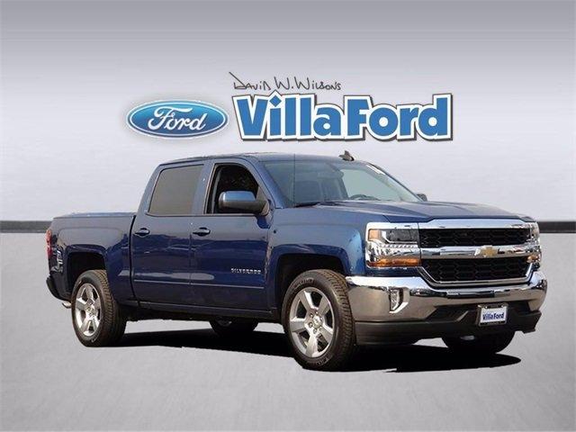 2016 Chevrolet Silverado 1500 LT 2WD Crew Cab 143.5″ LT w/1LT Gas V8 5.3L/325 [20]