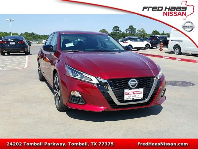 New 2020 Nissan Altima in Tomball, TX