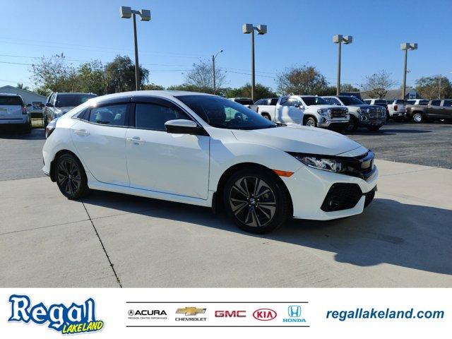 Used 2017 Honda Civic Hatchback in Lakeland, FL