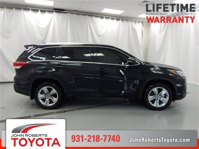 Used 2018 Toyota Highlander in Manchester, TN