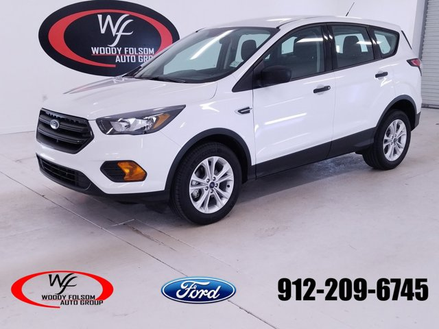 New 2018 Ford Escape in Baxley, GA