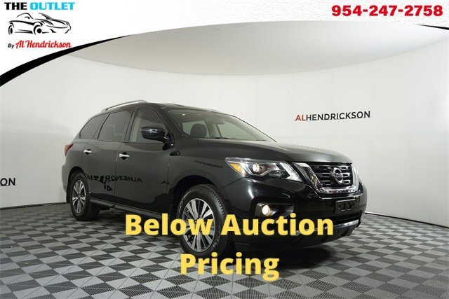 Used 2018 Nissan Pathfinder in Coconut Creek, FL