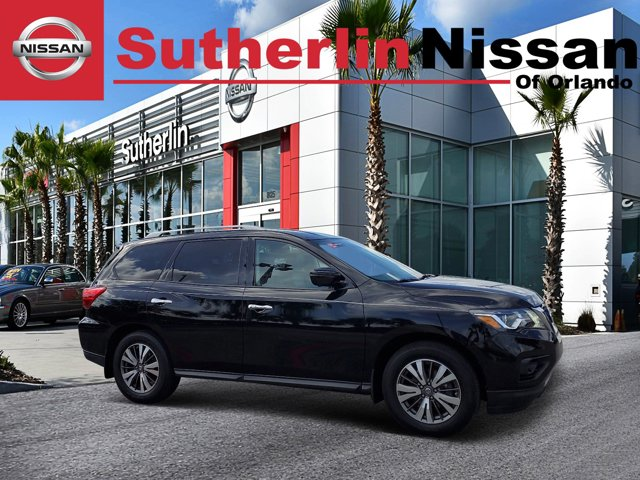 Used 2017 Nissan Pathfinder in Orlando, FL