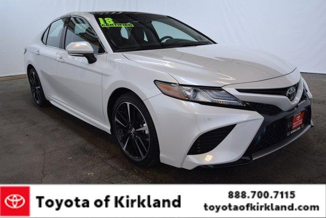 Used 2018 Toyota Camry in Kirkland, WA