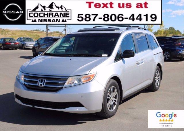 2011 Honda Odyssey EX-L 4dr Wgn EX-L w/RES Gas V6 3.5L/212 [1]