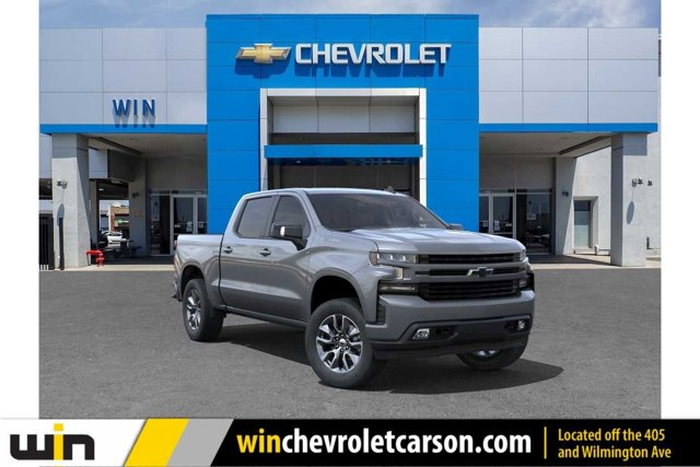 "2021 Chevrolet Silverado 1500 RST 2WD Crew Cab 147"" RST Gas V8 5.3L/325 [3]"