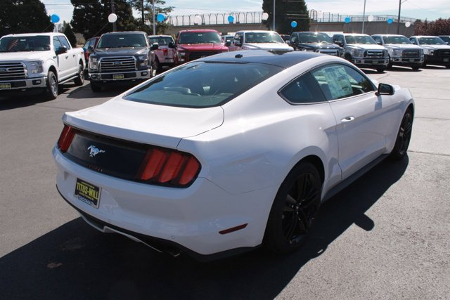 New 2017 Ford Mustang EcoBoost Premium Fastback