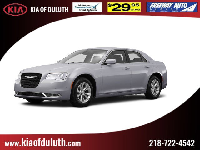 Used 2015 Chrysler 300 in Duluth, MN