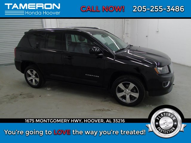 Used 2017 Jeep Compass in Birmingham, AL