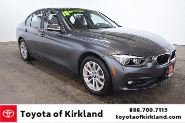 Used 2018 BMW 3 Series in Kirkland, WA