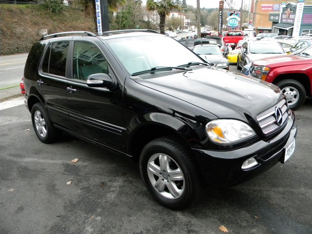 Used 2005 Mercedes-Benz M-Class 4MATIC 4dr 3.7L