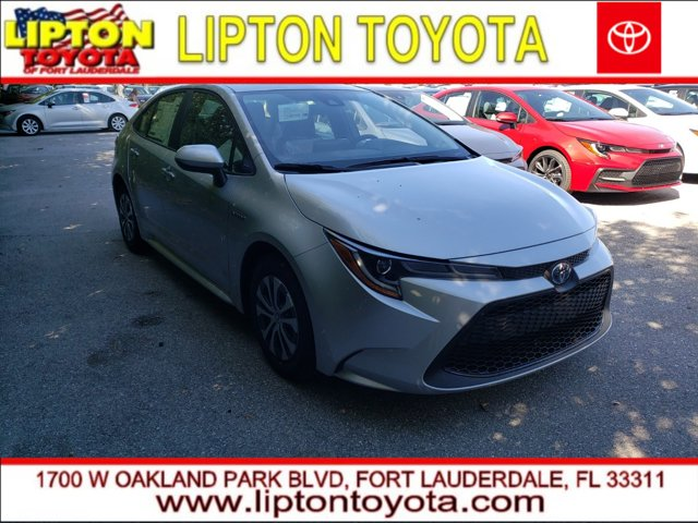 New 2020 Toyota Corolla Hybrid in Ft. Lauderdale, FL
