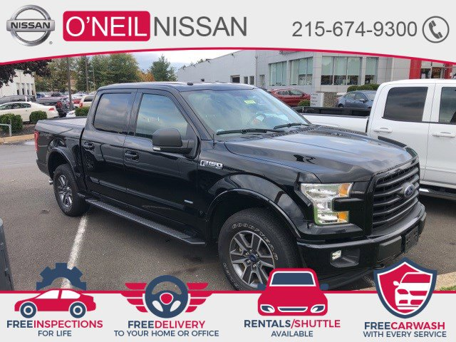 2017 Ford F-150 XLT  Twin Turbo Regular Unleaded V-6 3.5 L/213 [1]