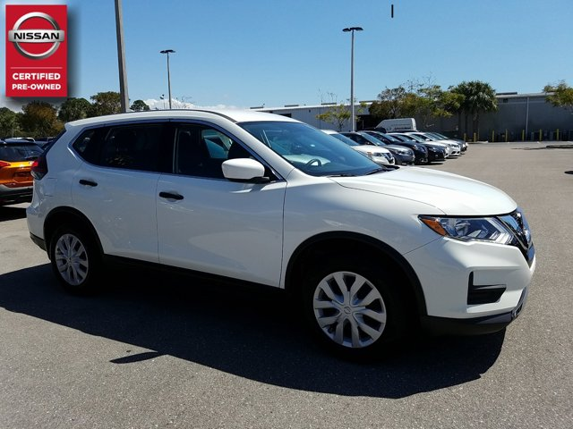 Used 2018 Nissan Rogue in Cape Coral, FL