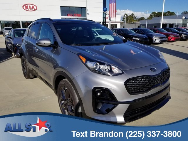 New 2021 KIA Sportage in Denham Springs, LA