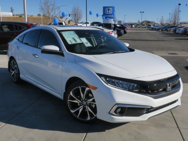 New 2019 Honda Civic Sedan in Prescott, AZ