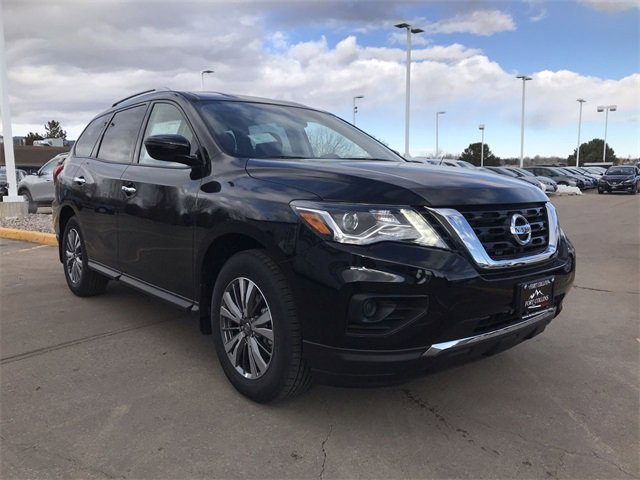New 2019 Nissan Pathfinder in Fort Collins, CO