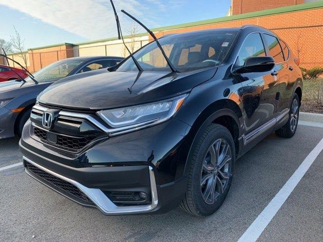 New 2020 Honda CR-V in Fishers, IN