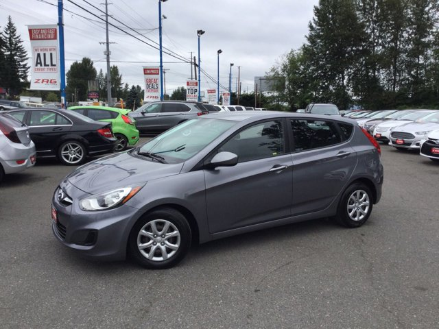 Used 2014 Hyundai Accent 5dr HB Auto GS