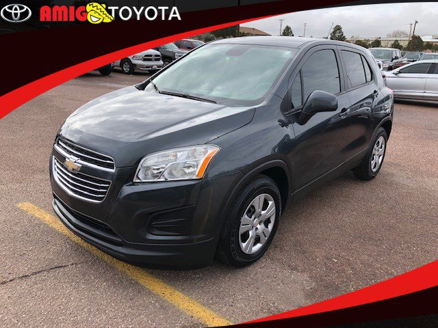 Used 2016 Chevrolet Trax in Gallup, NM