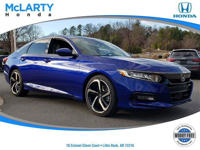 New 2020 Honda Accord Sedan in Little Rock, AR