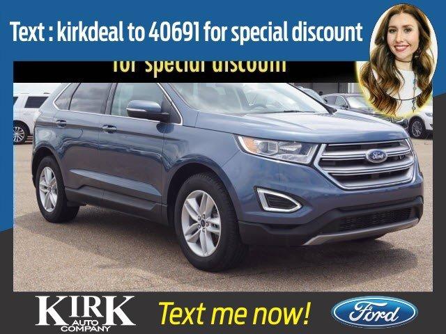 Used 2018 Ford Edge in Grenada, MS