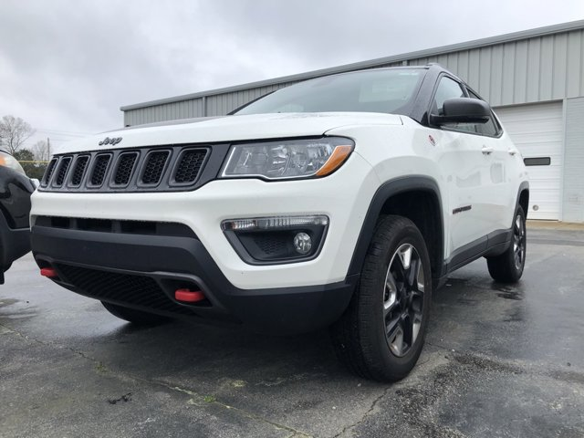 Used 2018 Jeep Compass in Henderson, NC