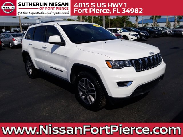 Used 2019 Jeep Grand Cherokee in Fort Pierce, FL
