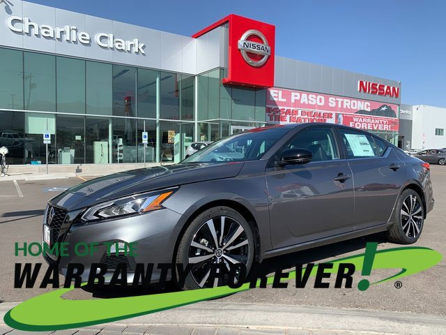 2020 Nissan Altima 2.5 SR 2.5 SR Sedan Regular Unleaded I-4 2.5 L/152 [26]