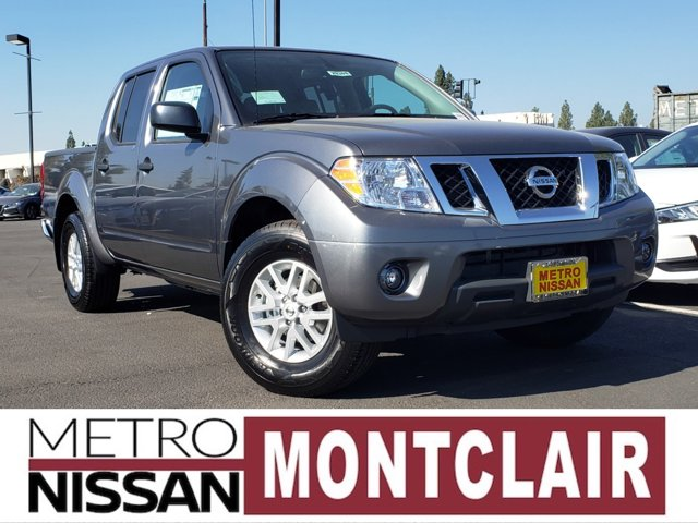 2020 Nissan Frontier SV Crew Cab 4x2 SV Auto Regular Unleaded V-6 3.8 L/231 [7]