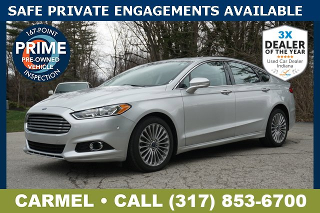 Used 2014 Ford Fusion in Indianapolis, IN