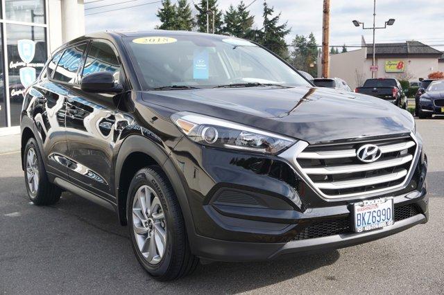 Used 2018 Hyundai Tucson SE FWD