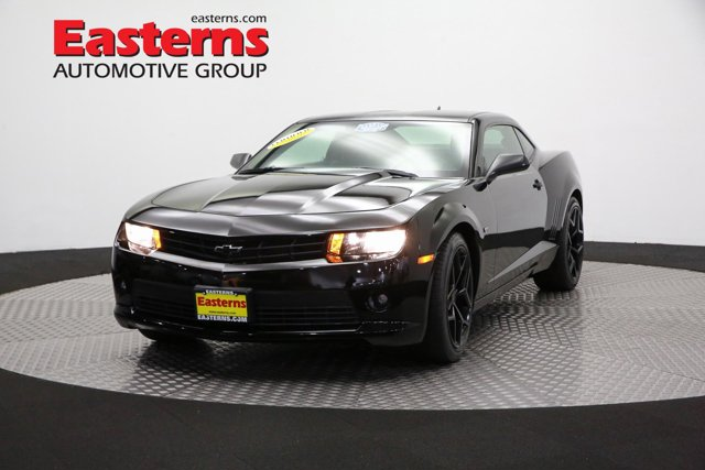 2015 Chevrolet Camaro LS 2dr Car