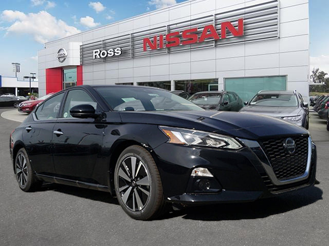 2020 Nissan Altima 2.5 SV 2.5 SV Sedan Regular Unleaded I-4 2.5 L/152 [7]