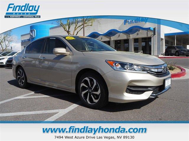 Used 2016 Honda Accord Sedan in Las Vegas, NV