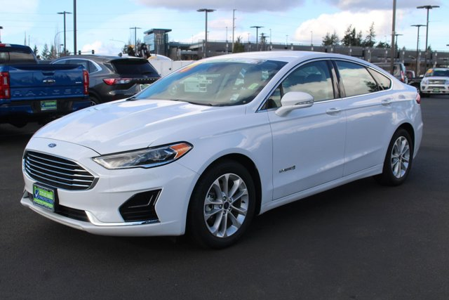 Used 2019 Ford Fusion Hybrid in Tacoma, WA