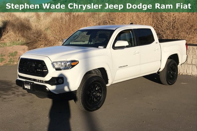 Used 2019 Toyota Tacoma 2WD SR5 Double Cab 5' Bed V6 AT