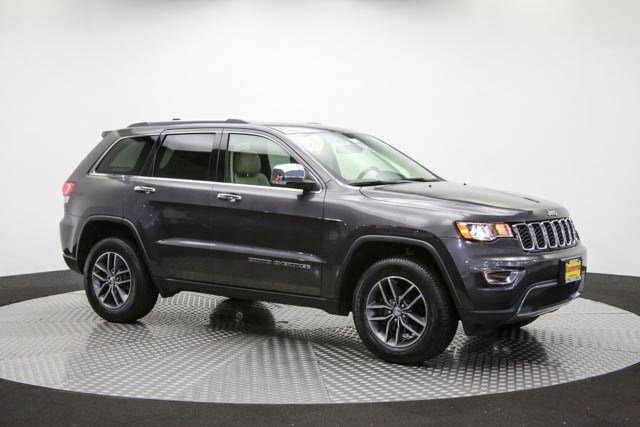 2017 Jeep Grand Cherokee for sale 123313 43