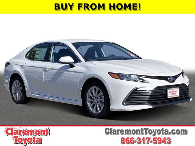 2021 Toyota Camry LE LE Auto Regular Unleaded I-4 2.5 L/152 [0]