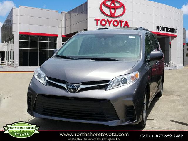 New 2020 Toyota Sienna in Covington, LA