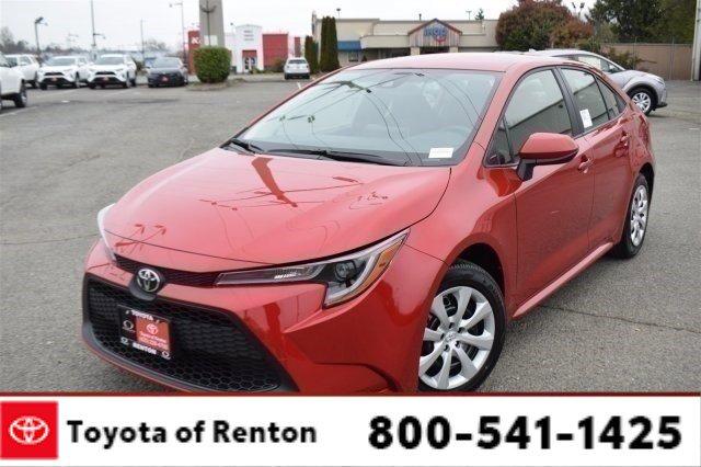 New 2020 Toyota Corolla in Renton, WA