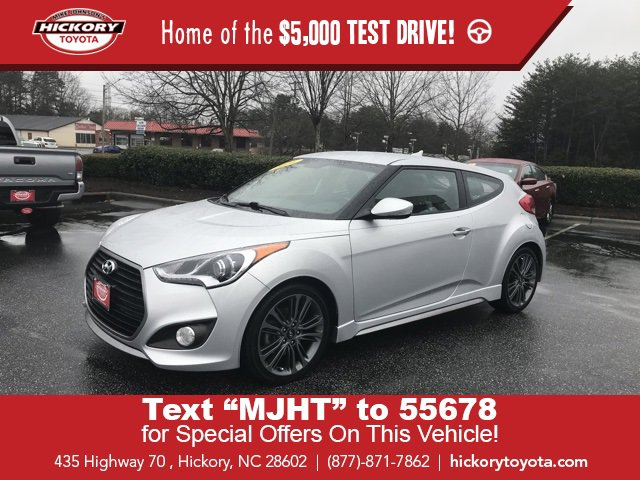 Used 2016 Hyundai Veloster in Hickory, NC
