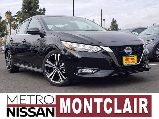 2021 Nissan Sentra SR SR CVT Regular Unleaded I-4 2.0 L/122 [0]