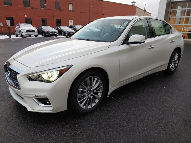 2021 INFINITI Q50 3.0t LUXE 3.0t LUXE AWD Twin Turbo Premium Unleaded V-6 3.0 L/183 [15]