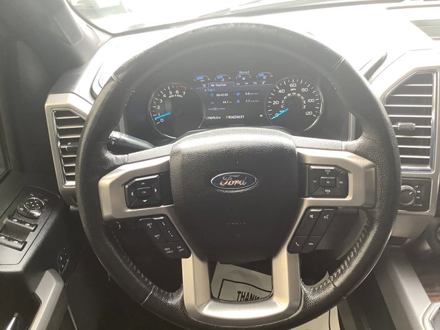 Used 2015 Ford F-150 4WD SuperCrew 157 Platinum